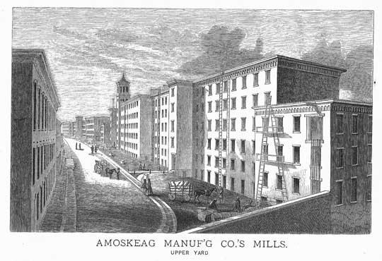 Amoskeag New Mills 300 Bedford Street small